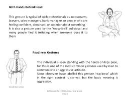 Body Language Meanings Hands On Hips Body Language Meaning