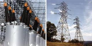 how do electricity transformers work? explain that stuff Power Line Transformer Diagram left power plant transformers right power plant pylon transmission lines power transformer single line diagram
