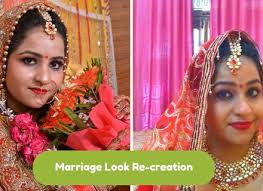 bridal makeup indian step by step in hindi my marriage look