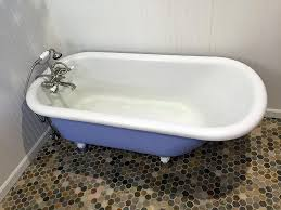 st charles il clawfoot tub refinish before 1