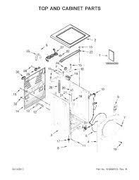 Whirlpool cabrio washer parts diagram duet admirable bright dryer rh dzmm info