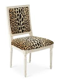 leopard print side chairsprintprintable coloring pages free regarding animal print dining chairs decor