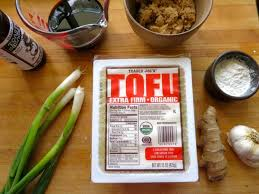 There are two main components to this crispy tofu: Tofu Multiple Choice Dinner A Love Story