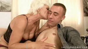 Sexy granny fucking with her young boyfriend on GotPorn 868430
