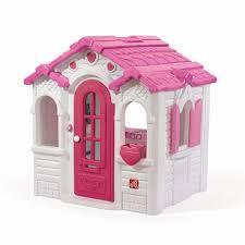 Pink Step 2 Kitchen Indoor Outdoor Kids Playhouses Toysrus