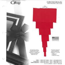 Offray Grosgrain Ribbon Color Chart Grosgrain Color Card Offray Ribbon