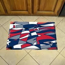 new patriots quick snap ser mat area rug england rugs for