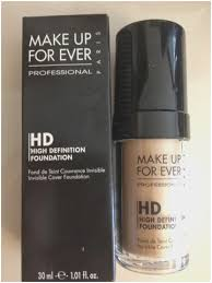 makeup forever hd foundation tutorial admirable kozmetik delisi make up forever hd foundation of
