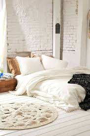 magical thinking duvet covers magical thinking pom fringe duvet cover urban outfitters inside white remodel magical