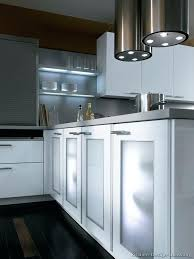 frosted glass kitchen cabinet door frosted glass cabinet doors and lighted shelves com kitchen pertaining to
