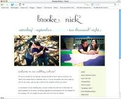 Wedding Website Welcome Personalize Your Message Nestingdoll