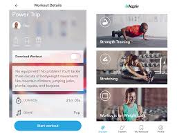 Online Exercise Tracker The 18 Best Health And Fitness Apps Of 2018 To Keep You On Track All