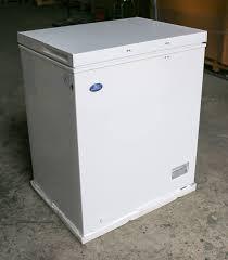 Tủ đông Mini Nhật Sanden 150 lít - Vừa khít nhu cầu (Hàng nhập khẩu 100%) Tủ  đông mini 150l thường xuyên hết hàng nhanh vì nhiều gia đình chê tủ 100l