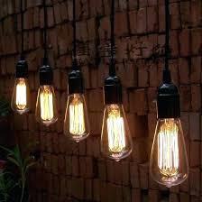 pendant lights edison bulbs hanging large size of watt bulb globe electric cool vintage lamp chandeliers