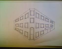 perspective drawings of buildings. 1280x1024 Sam Sangster Two Point Perspective City Building Drawing Drawings Of Buildings