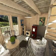 small cottage plans with loft frances