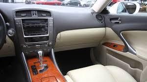lexus is 250 interior. Unique Lexus 2009 Lexus IS250 White  STOCK 029095 Interior Intended Is 250 S