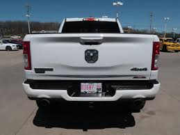 New 2019 Ram All-New 1500 BIG HORN SCA BLACK WIDOW For Sale ...
