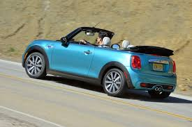 2016 MINI Cooper S Convertible First Drive [Review] - The Fast ...