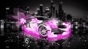 infiniti g35 fantasy flowers city car