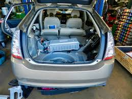 Prius Hybrid Battery Replacement - C&A Automotive
