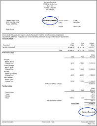 Invoice Type About Client Invoices