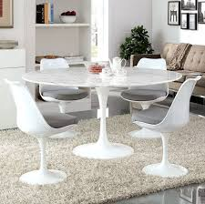 stunning white marble round dining table best gallery of furniture for concept and popular round white