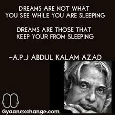 Dr Apj Abdul Kalam Quotes Dream