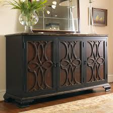 Two Tone Living Room Furniture Hooker Furniture Living Room Accents Two Tone Credenza With Raised