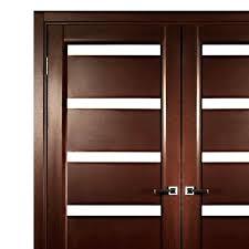 glass double door modern interior double door with glass 1 internal frosted glass double doors