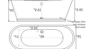 clawfoot tub dimensions. Clawfoot Tub Sizes Beautiful Claw Foot Dimensions Ideas Old Standard Length Antique Bathtub I