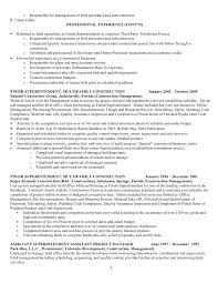 Resume No Nos Fascinating Resume For R Ulann Gibbs Construction Mgt 48 F No Phone Nos