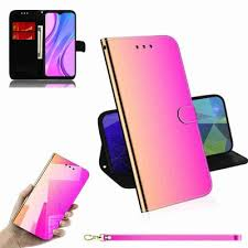 <b>Pure Color Like Mirror</b> Phone Case for Xiaomi Redmi Note 9