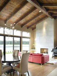Vaulted ceiling wood beams Bedroom Vaulted Ceiling Wood Beams Exposed Wood Ceiling Brick Fireplace Living Room With Vaulted Wooden Ceiling Empleosena Vaulted Ceiling Wood Beams 8cdnco