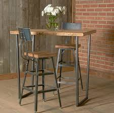 Tall bar table Antique Barstools Or Barstool Made With Reclaimed Wood Seat And Steel Back Choose Height And Finish Pinterest Barstools Or Barstool Made With Reclaimed Wood Seat And Steel Back