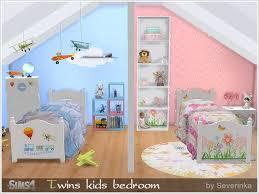 twins kidsroom on the sims resource sims 3 wall art with severinka s twins kidsroom