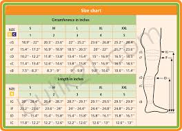 Jobst Travel Socks Size Chart Swedish Supporters Compression Stockings Support Socks Online