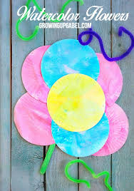 kids love to paint and they will love this easy kids craft paint in liners