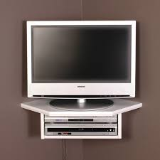 cool corner tv wall mount with shelf 3 20 best images on shelves shelving within