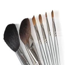 kryolan professional makeup brushes