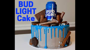 Bud Light Birthday Bud Light Cake
