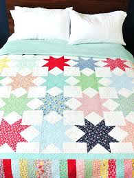 Design A Quilt With These Free Quilt Block Patterns Easy Christmas ... & Texas Star Quilt Pattern Template Reverse Sawtooth Star Quilt Pattern Free  Lone Star Quilt Pattern Template ... Adamdwight.com