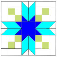 Make a Blackfords Beauty Quilt Block with my Free block pattern ... & Blackfords Beauty Free Quilting Block Adamdwight.com