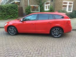 Volvo V60 T3 2011 Review Autoweeknl