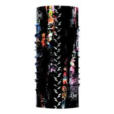 <b>Бандана BUFF REFLECTIVE</b> R-GRAFFITI BLACK — купить в ...