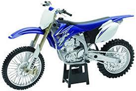 amazon com new ray toys 1 12 scale dirt bike yz450f 57233 toys