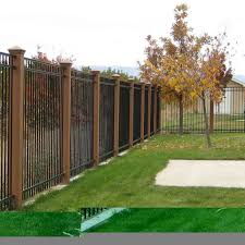 wrought iron fence gate. Lowes Vinyl Fence Gate Home Depot Wood Wrought Iron Panels