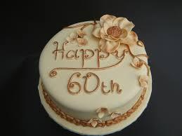Enjoyable 60th Birthday Cakes Wedding Academy Creative 60th