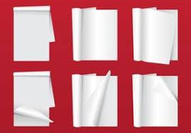 Blank Magazine Article Template Magazine Layout Free Vector Art 7844 Free Downloads