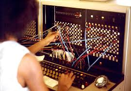 telephone exchange